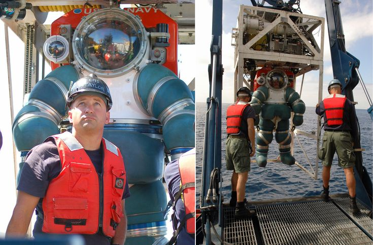 The ADS 2000 was developed jointly with OceanWorks International Corp. and the US Navy in 1997, as an evolution of the Newtsuit to meet US Navy requirements. In 2006 Chief Navy Diver (DSW/SS) Daniel P. Jackson submerged 2,000 feet, setting a record using the ADS 2000.