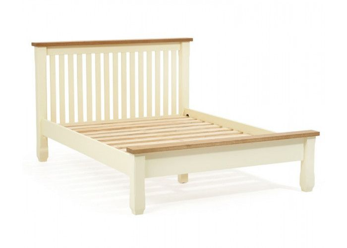 Saddington 4ft 6 Double Bed Frame Cream & Oak - Double   The Saddington Oak and Cream Double Bed is really a fashionable focal stage for the bedroom.  https://www.bonsoni.com/saddington-4ft-6-double-bed-frame-cream-oak-double