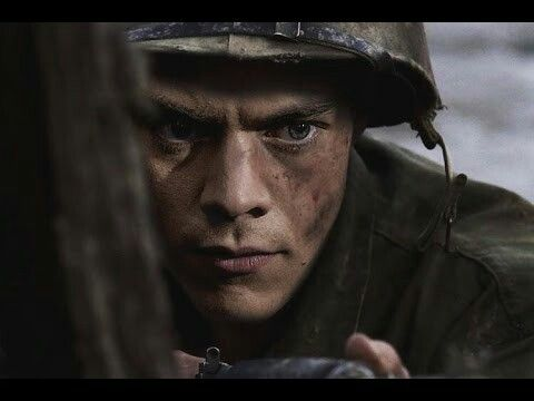 Harry as 'Alex' in Dunkirk! Coming very soon! Follow rickysturn/harry-styles