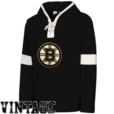 Old Time Hockey #BostonBruins Grant Lace Pullover Fleece #Hoodie - Black $79.95 http://www.fanatics.com/NHL_Boston_Bruins/Old_Time_Hockey_Boston_Bruins_Grant_Lace_Pullover_Fleece_Hoodie_-_Black/partnerID/1859