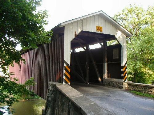 Neff Mill Bridge, Lancaster County, PA