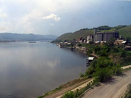 Yenisei River - Wikipedia