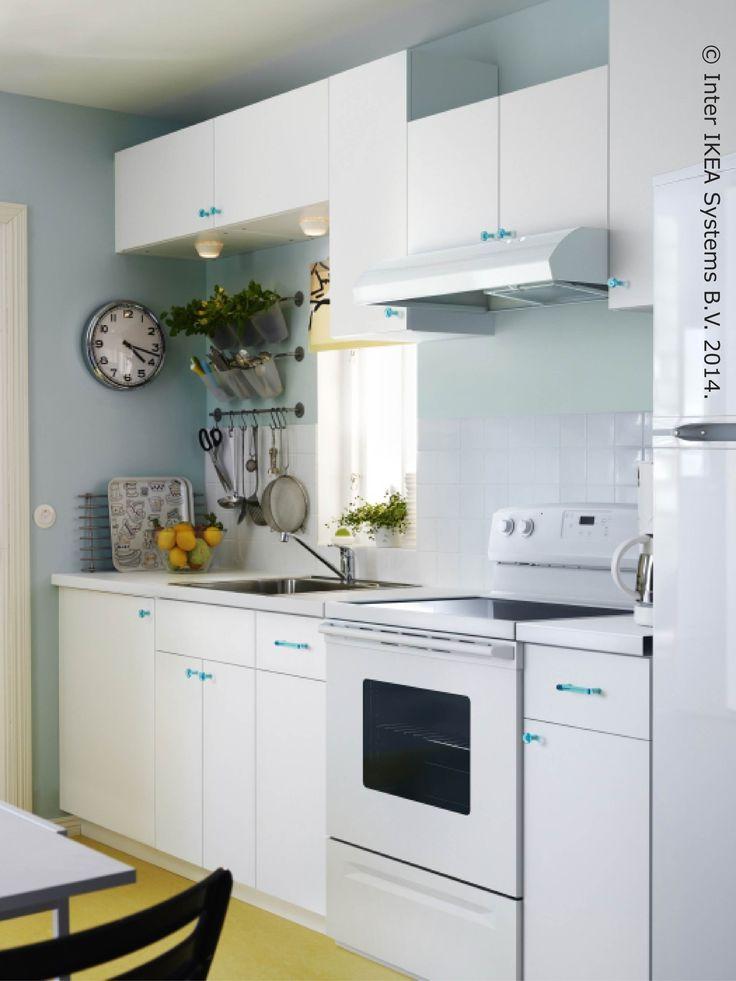 Moderno, clásico, escandinavo, rústico o tradicional. Blanca o de madera. Sea como sea la cocina de tus sueños, la encontrarás en IKEA.