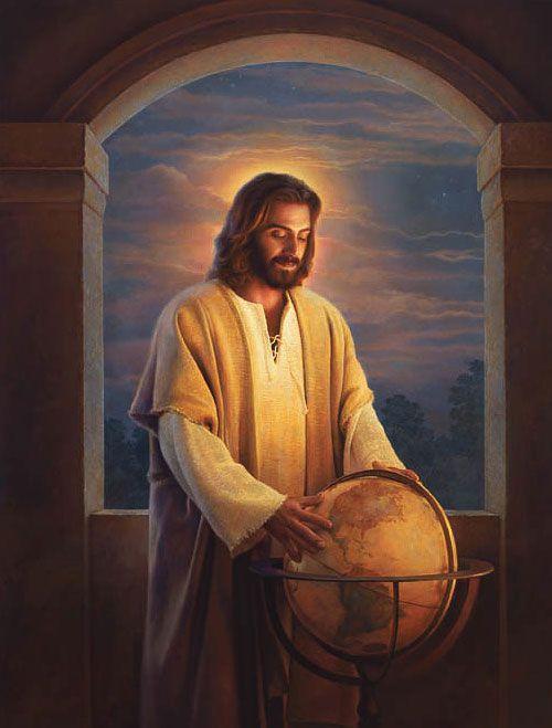 picture jesus greg olson world