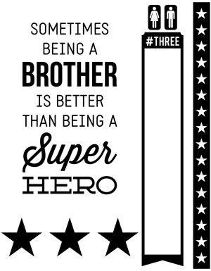 Superhero Free Cut File Download - SVG and studio!