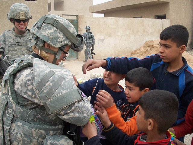 Indiana National Guard  by The National Guard, via Flickr