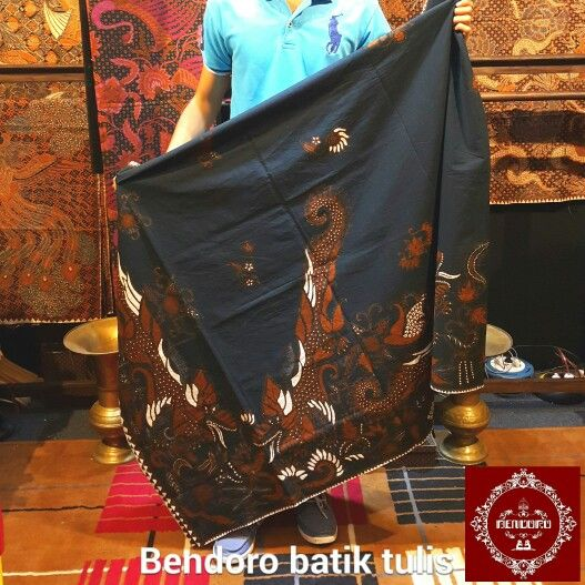 Bendoro batik tulis by aris s yosodhiningrat