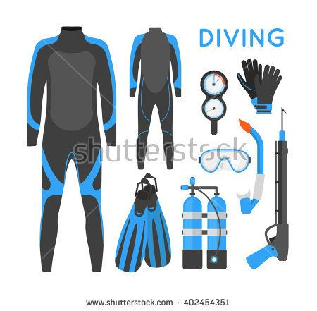 Diving equipment will be provided for all the students.