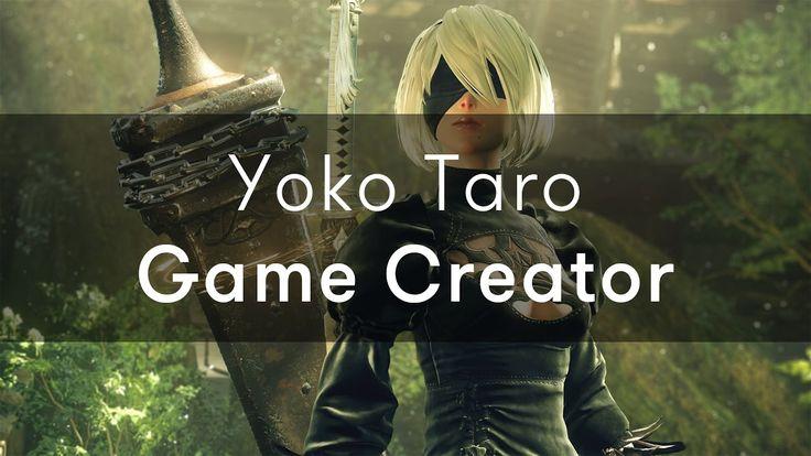 Taro Yoko (Nier & Drakengard Director) Interview