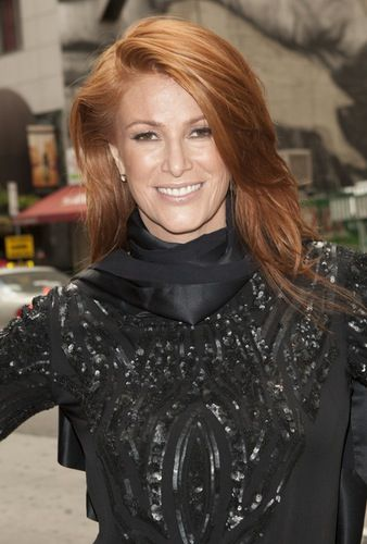 """I Do!"": Angie Everhart Marries Fiancé Carl Ferro"