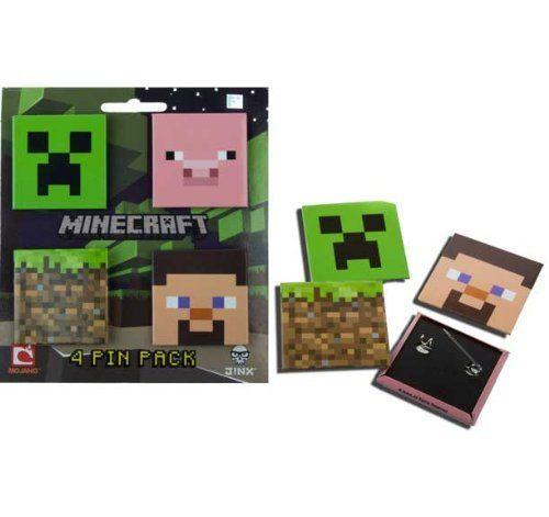 Minecraft-Pin-Pack