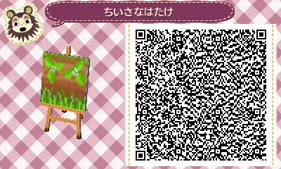 Animal Crossing QR Code blog Can be Used 4 Harvest moon theme
