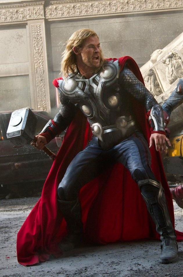 Cool superhero costumes