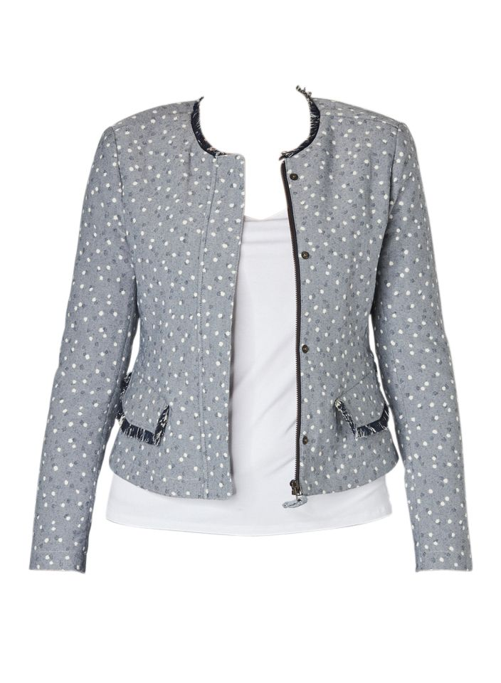 Palazzo Jacket by Loobies Story