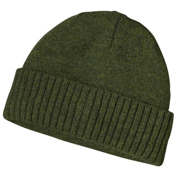 Patagonia Brodeo Beanie (2.335 RUB) ❤ liked on Polyvore featuring accessories, hats, beanies, headwear, willow herb green, bucket hat, green beanie hat, green hat, patagonia hat i patagonia beanie