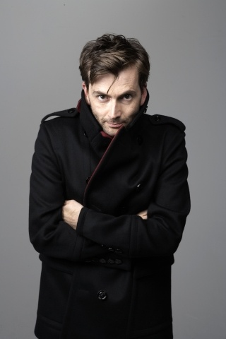 There are very few actors that I would watch any movie/TV show to see. This man is one of them. (David Tennant)