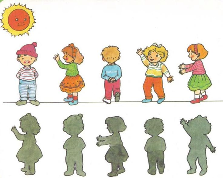 fichas para imprimir de sombras - Google-Suche