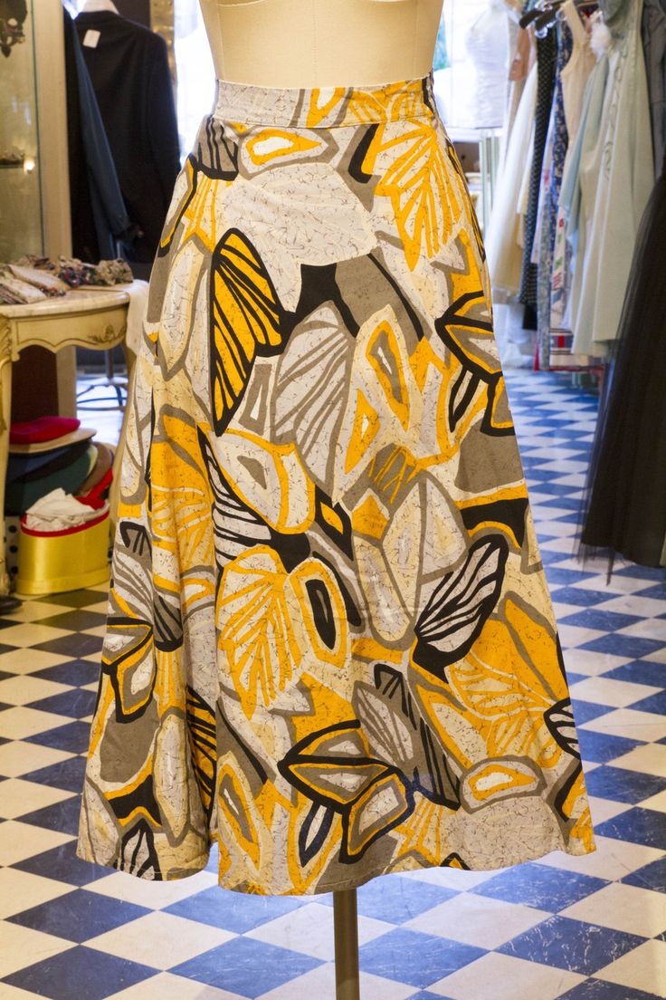 Cabaret Vintage - Orange Black and White Vintage Skirt, $125.00 (http://www.cabaretvintage.com/vintage-skirts/orange-black-and-white-vintage-skirt/)  #vintageskirt  #vintage #dressvintage #shopping #vintagestore #vintagefashion #ilovevintage #vintagelove #vintagegirl #vintageshopping #vintageclothing #vintagefinds #vintagelover #vintagelook #followme #skirtoftheday #ootd #shopitrightnow #instastyle #torontovintage #toronto #queenwest #cabaretvintage