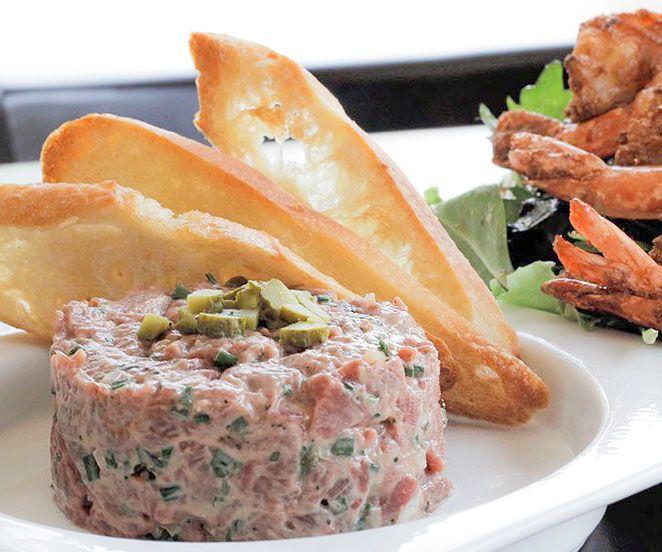 Tartare de boeuf à la Anthony Bourdain - L'Anarchie Culinaire selon Bob le Chef