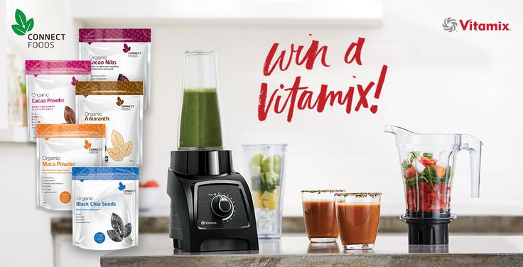 WIN 1 of 5 Ultimate Smoothie Setups (Valued at over $850) http://giveaways.connectfoods.com.au/?ks_giveaway=win