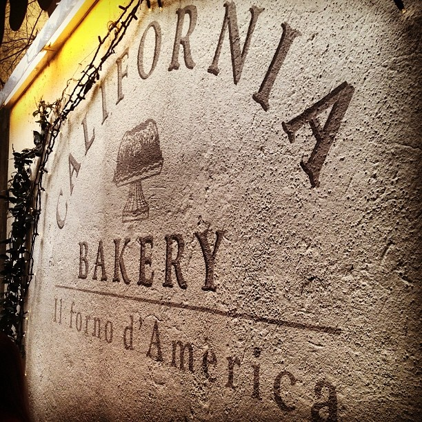 by @llloza - #californiabakery #bakery #restaurant #lunch with #mum #lovely #love #happy