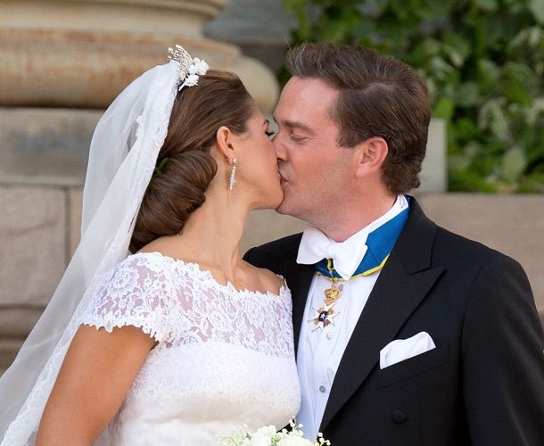 Princess Madeleine and Chris O'Neill saddened as pictures of their Seychelles honeymoon are published