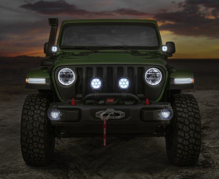 Mopar is dead serious about customizing the new Jeep Wrangler. In fact,