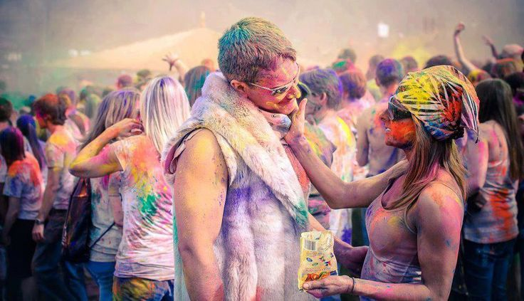 The much anticipated HOLI ONE Colour Festival is scheduled to take place at the Grand Parade in Cape Town this weekend, on Saturday 2 March 2013.