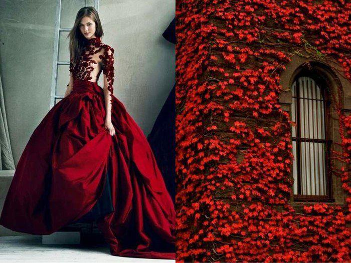 Nature inspired dresses - Album on Imgur
