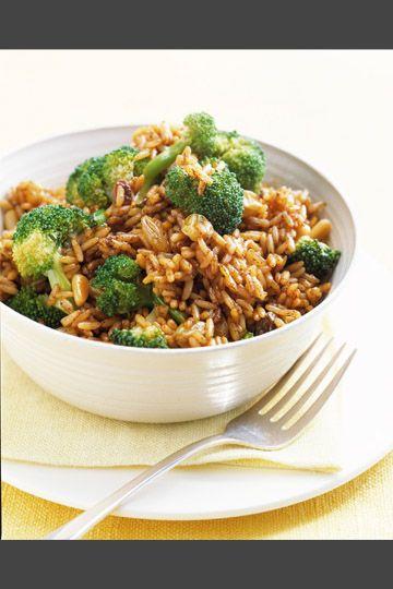 Recetas: Arroz con verduras