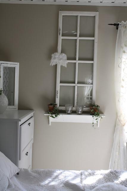 janela decoração quarto