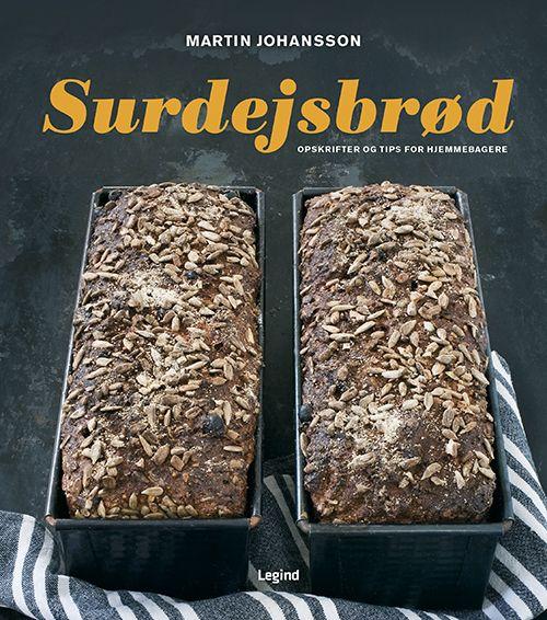 Surdejsbrød - Det er nemt at bage med surdej – og samtidig lidt af et mysterium. Denne bog er en nyttig og komplet håndsrækning til dig, som gerne vil bage dit eget surdejsbrød.