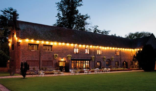 Tudor Barn Eltham - great venue for Events