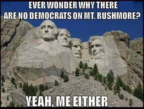 Guys use your brain... at this time democratic wasn't a party.