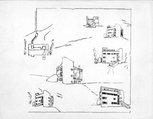 Douglas House 1973 by Richard Meier #architecture