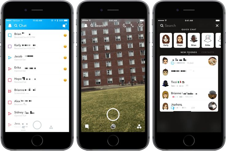 Snapchat, Snap Inc. introduced two major features in version 10.0.0 today. Frequent Snapchat users will immediately notice the new universal search menu at the top of each view, which provides quick access to existing contacts as well as a way to find other users. By adding a mix of Bitmoji and ghosts to the contacts […]