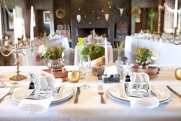 Aspen by Jenny Packham For A Pretty And Elegant South African Wedding