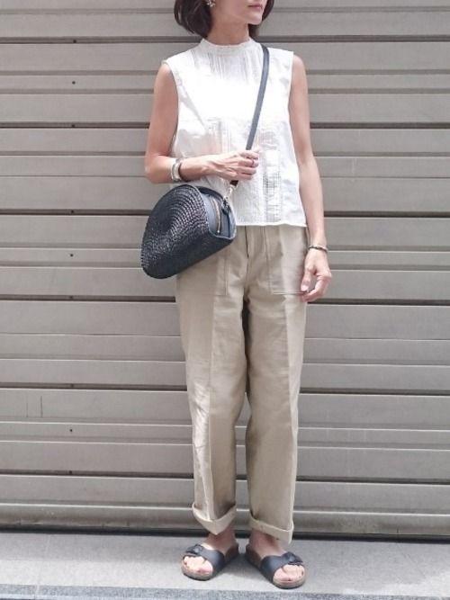 低身長だとワイドパンツやロングパンツは合わせづらかったりしますよね。今回はそんな低身長さんにむけたおしゃれロング&ワイドパンツコーデを紹介します。