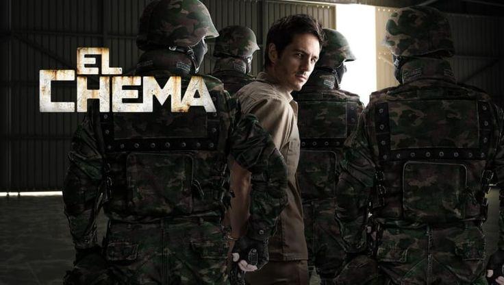 """Esta serie reinventa la vida de Joaquín """"El Chapo"""" Guzmán. La historia empieza con un Chema muy joven cuando pasaba marihuana de México a Estados Unidos y sigue toda su carrera criminal hasta convertirse en el capo de su propio cártel y en uno de los narcotraficantes más poderosos de la historia. Se estrena el 1 de julio."""