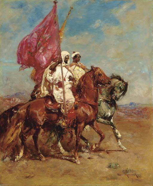 ... , Art, Black Royalty, Moorish Society, Henry Emilien, African History