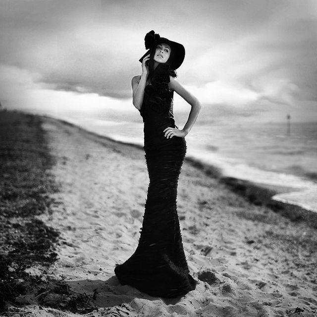 couture: Beautiful Photos, Hardy Photography, Dresses, Couture, Beach, Fashion Photography, Photo Idea, Black