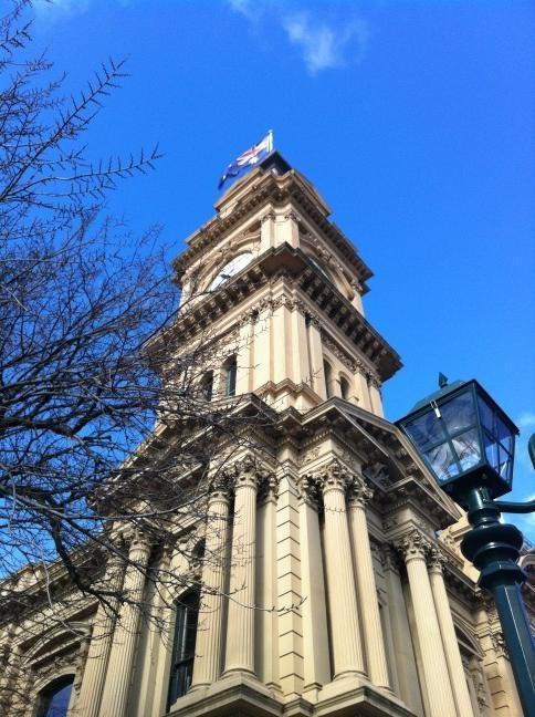 Bendigo Town Hall, 2012