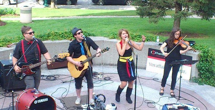 Samedi dernier aux Concerts de la Cité de Sherbrooke. Merci aux gens qui étaient présents smile emoticon