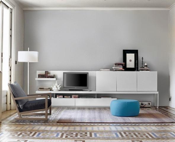 El salón y sus muebles son los reyes de la casa ¡Te damos las claves para decorarlo!