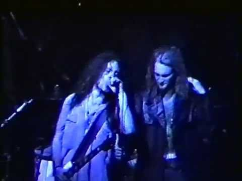 Alice in Chains❤: ️Confusion-live 1990 The Gothic theater Denver