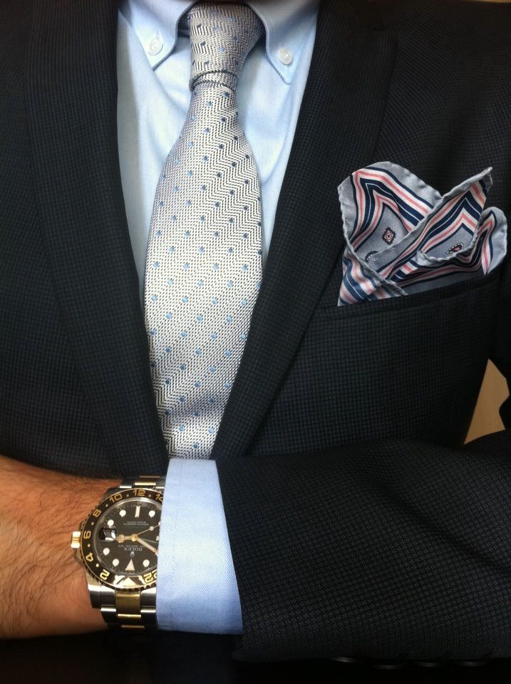 Looking Very Professional With a Touch of Color: Men S Style, Men S Fashion, Tie, Mens Fashion, Suits, Mensfashion, Pocket Squares