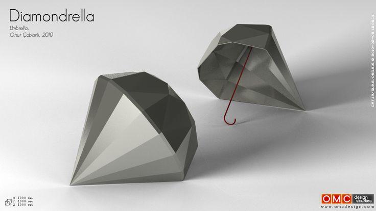 Diamondrella Umbrella