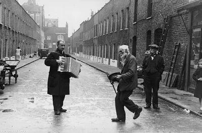 Utcazene és tánc - 1938.