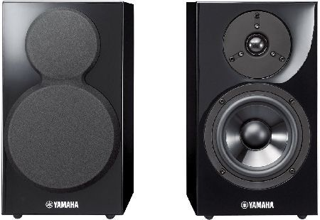 Yamaha NS-BP300 Speakers Piano - Black NSBP300 A fusion of technology and craftmanship Yamaha pianos ndash