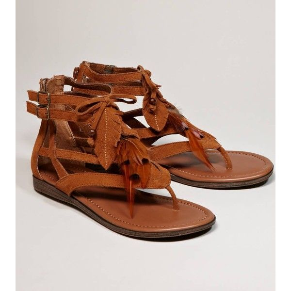 American Eagle Outfitters Minnetonka Skye Feather Gladiator SandalFeathers Sandals, Shoes Fetish, Gladiators Sandals Feathers, Minnetonka Sandals, Clothing, American Eagles, Gladiator Sandals, Minnetonka Skye, Feathers Gladiators